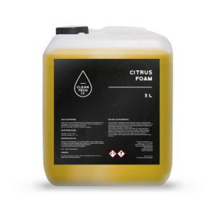 aktivt skum til bruk som forvask 5liter citrus foam bilpleie aura